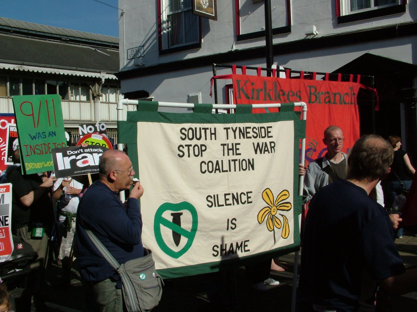 South Tyneside Stop the War